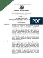 Perda No 01 Tahun 2013 Tentang Pedoman Pembentukan Lembaga Kemasyarakatan Di Desa Dan Kelurahan