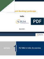 Investment Banking Landscape India V4