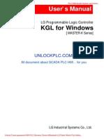KGLWin Manual [Unlockplc.com]
