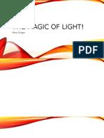 the magic of light! ed2500 microteach