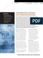 Tripwire Benchmark Datasheet