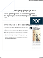 Facebook Page Posting Tips _ Facebook for Business