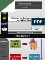 Metodos de Medición de Actividad Física