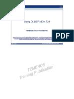 ADM1.Using DL Define in T24