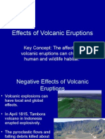 8-3-Effects of Volcanic Eruptions