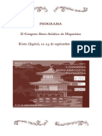 Congreso iberoasiatico de hispanistas