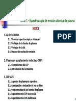 Espectrometria de Plasma