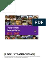 buku Fokus Transformasi 2013-2020 Julai 2013