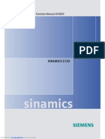Sinamics s120 Function Manual