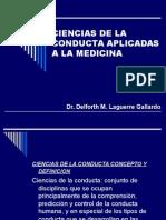 Clase conducta en medicina