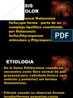 Candidosis,pitiriasis versicolor