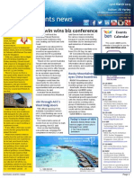 Business Events News for Mon 23 Mar 2015 - Darwin wins biz conference, Rocky Mountaineer eyes China incentives, Award for Crowne Plaza Changi, Face to Face with Jarum Rolfe, and much more
