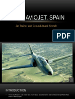 C-101 Aviojet, Spain - Jet Trainer and Ground Attack Aircraft.pptx