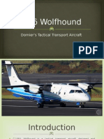 C-146A, USA - Wolfhound Transport Aircraft.pptx