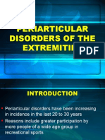 Periarticular Disorders of Extremities