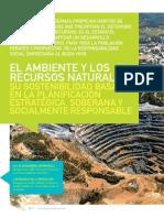 Planificacion Estrategica Recursos Naturales
