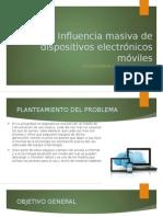 Influencia Masiva de Dispositivos Electrónicos Móviles IPC