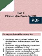 Bab 2 Elemen Dan Pros Sia