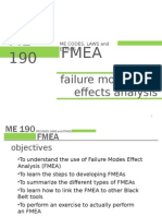 Fmea Revised