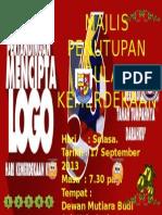 Banner Penutupan Merdeka