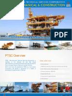 ptscmc brief profile may2012-120604053241-phpapp02