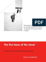 Five Faces of the Cloud