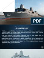 USS Somerset (LPD-25) - US Navy