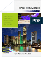 EPIC RESEARCH SINGAPORE - Daily SGX Singapore report of 23 March 2015