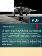 The Dassault Neuron - Unmanned Combat Air Vehicle (UCAV)