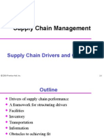Supply Chain Drivers Obstacles