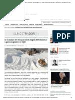 El Escándalo Del Litio Que Enloda Llegada de Solminihac a Gerencia General de SQM » El Mostrador Mercados » Las Finanzas y Los Negocios en Chile
