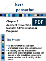 Workers Compensation PPt. Chpt. 7