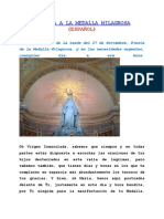 Appeal to the Miraculous Medal