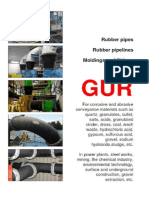 GUR - Rubber Pipes