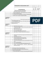 MPO Ceklist Dokumen