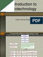 Biotechnology PIKO