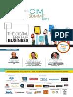 Leaflet Cim Summit