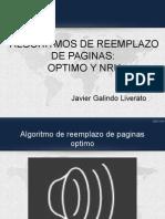 Algoritmos de Reemplazo de Paginas