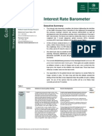 Nedbank Se Rentekoers-barometer - Maart 2015