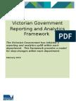 Reporting and Analytics Framework v1.5