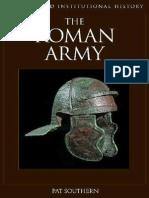 Southern, p.; The Roman Army, 2006.
