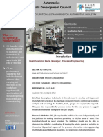 q 6407 Manager Process Engineering