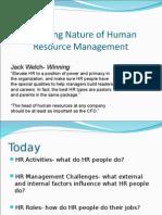 HRM Intro 2