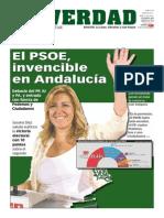 150323 La Verdad- Especial Elecciones Andaluzas