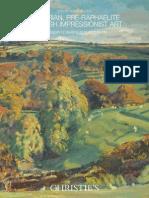 Victorian, Pre Raphaelite & British Impressionist Art