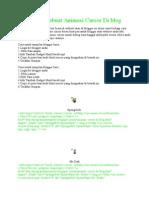 Cara Membuat Animasi Cursor Di blog.docx