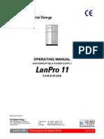 LanPro 1 3-10kVA Eng