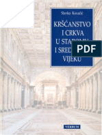Slavko Kovačić - Kršćanstvo i Crkva u Staromu i Srednjemu Vijeku