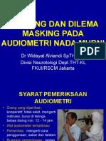 Masking Dan Dilema Masking Forum Ppds 2014