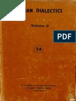 Indian Dialectics Vol II - A Solomon_Part1